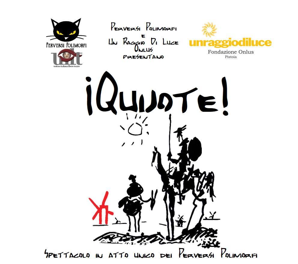 Commedia di Beneficenza – ¡Quijote!