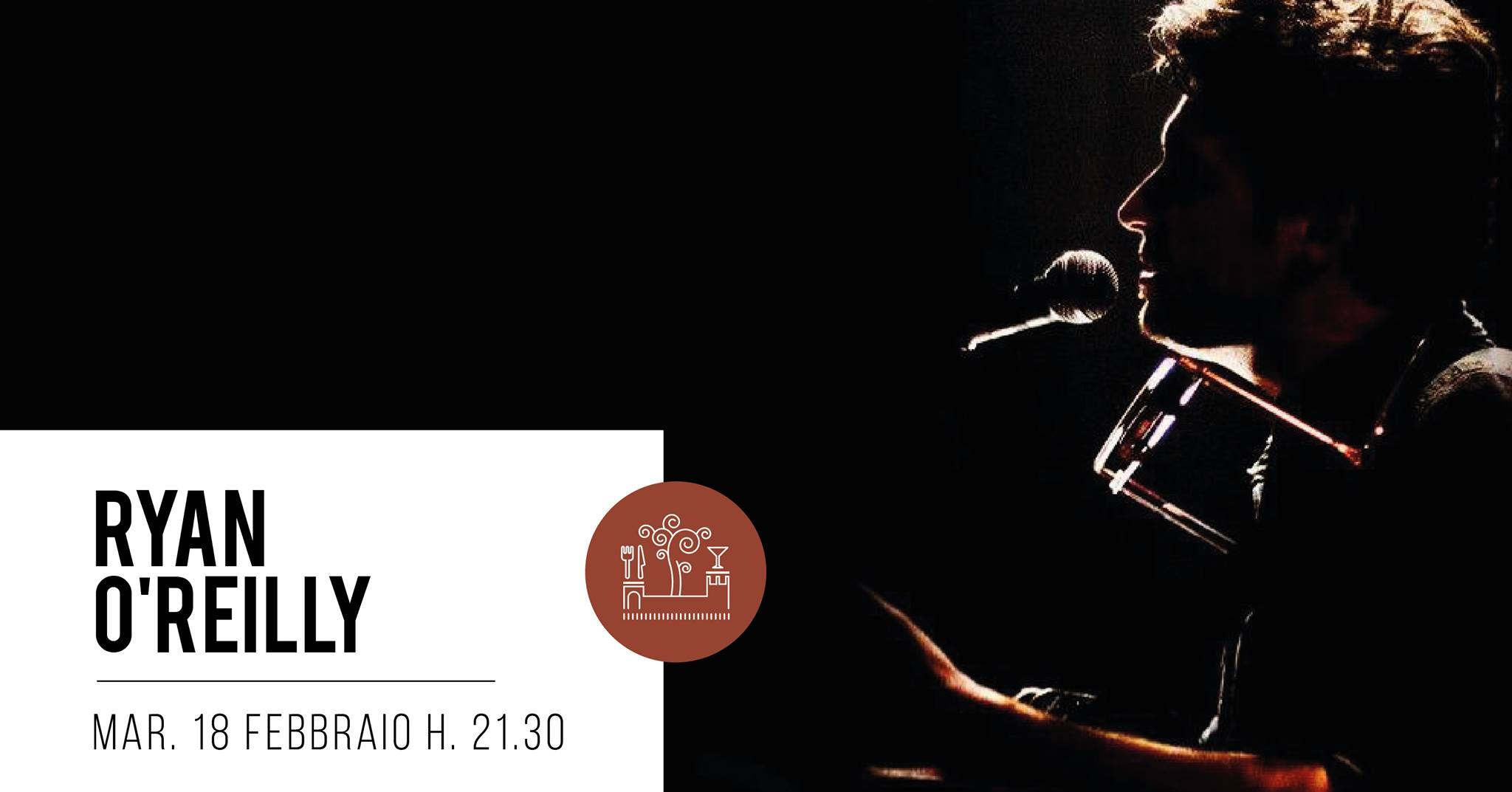 Ryan O'Reilly in concerto