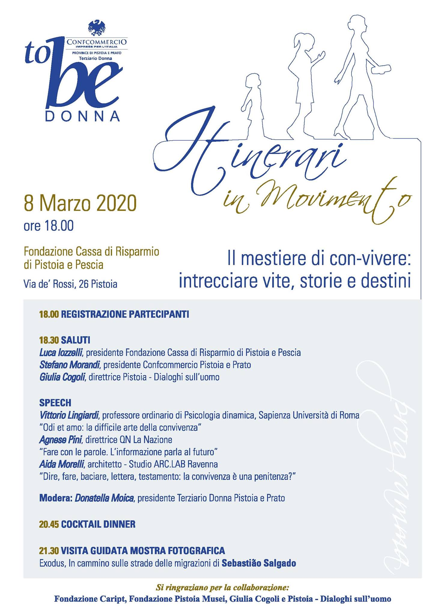 Itinerari in Movimento 2020
