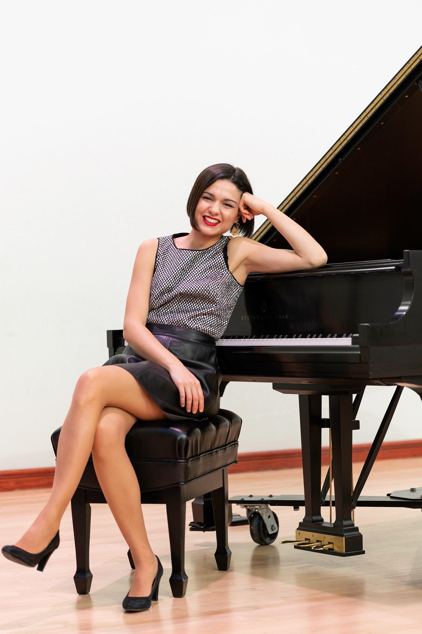 Concerto di Patricia Garcia Gil (ingresso libero)