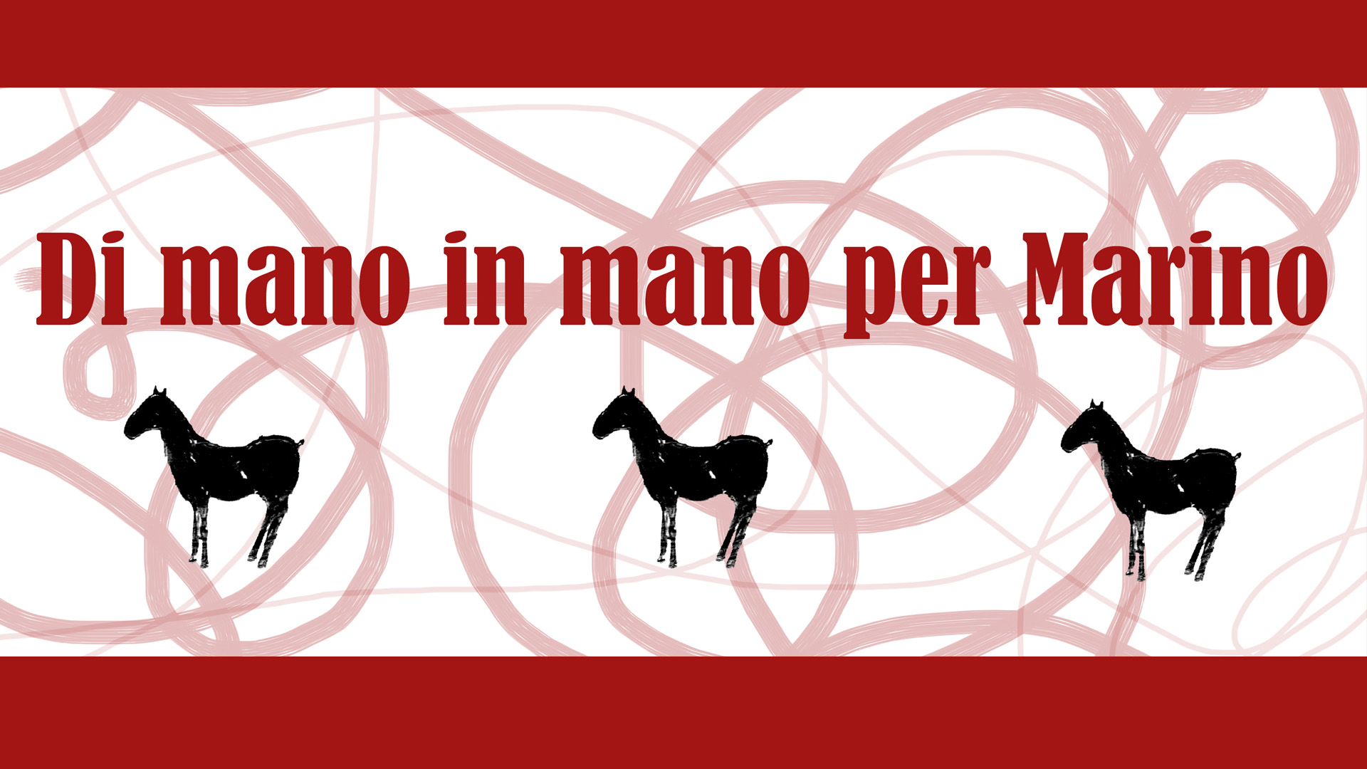 Di mano in mano per Marino