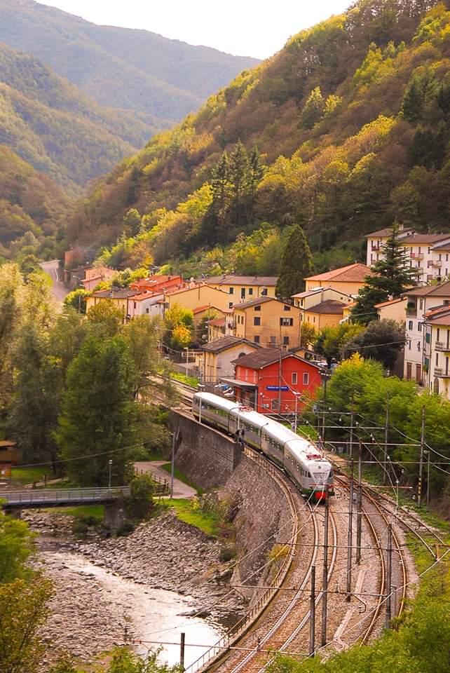 Sui binari della Storia: trenotrekking S. Momme' – Castagno