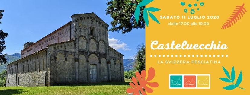 Castelvecchio – la Svizzera Pesciatina