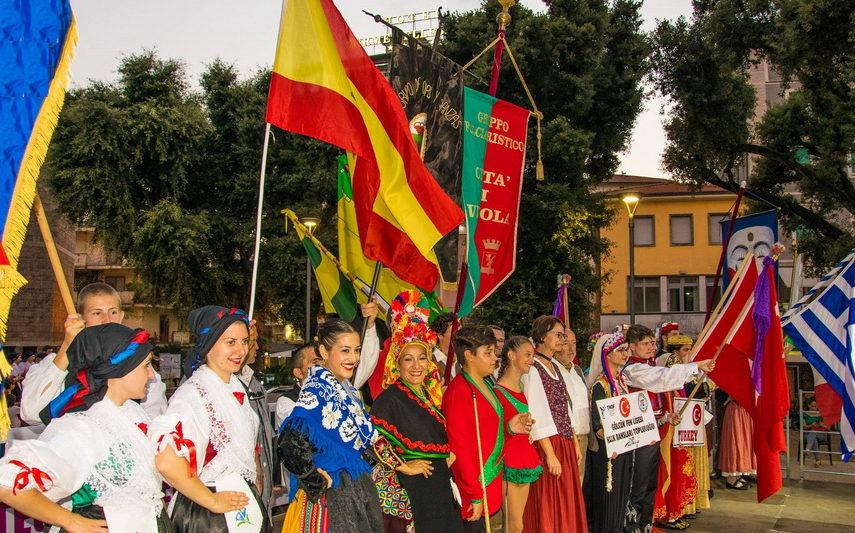 "III folklore festival ""Montecatini Terme""- Tuscany 2020"