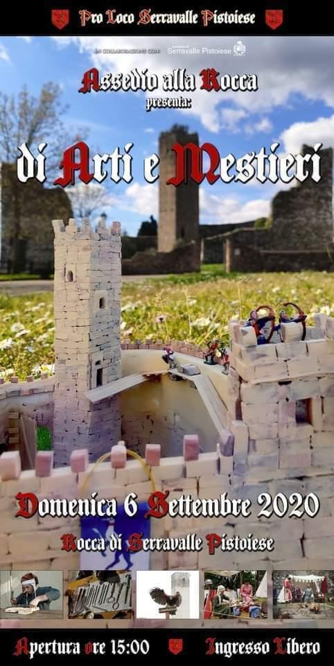 """Assedio Alla Rocca Presenta """"Di Arti e Mestieri"""""""