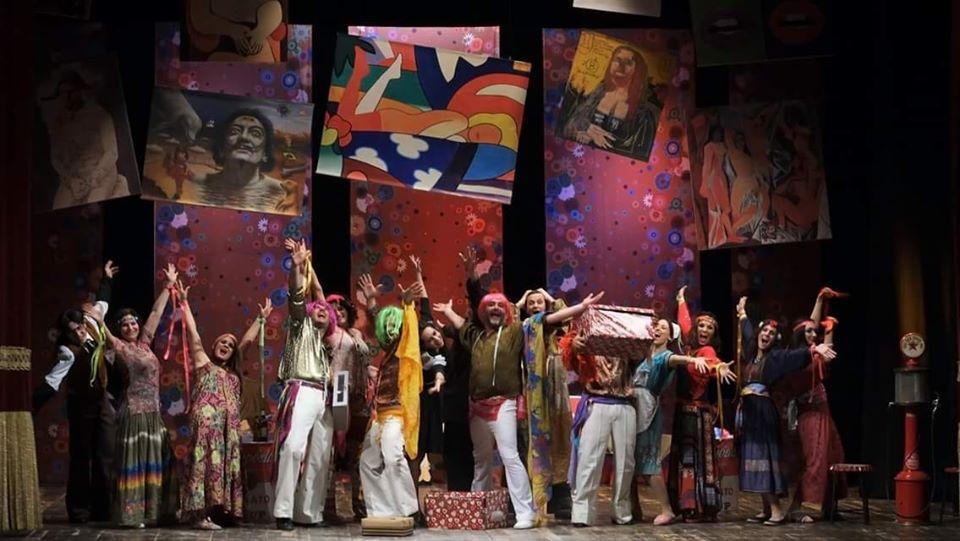 """""""Che Burrasca""""!!! Teatro dei Garzoni"""