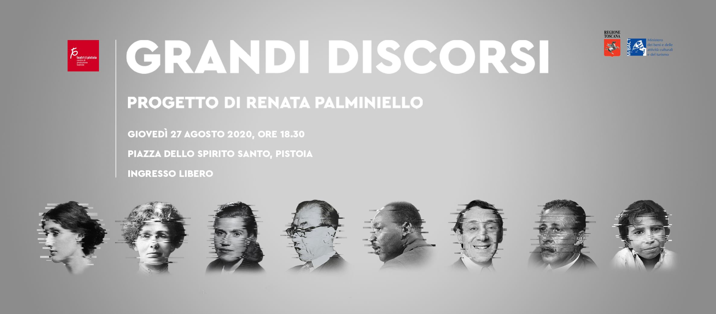 Renata Palminiello ٭ Grandi Discorsi
