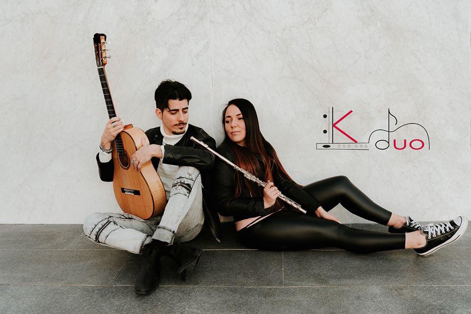 Kappa Duo inaugura Pracchia in Musica