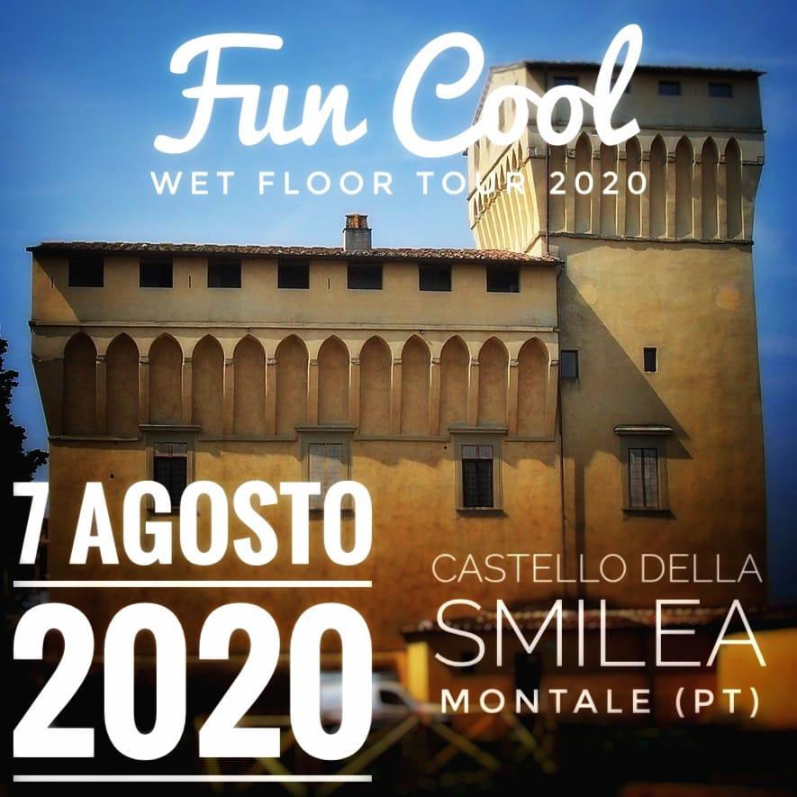 Live @ Castello Della Smilea