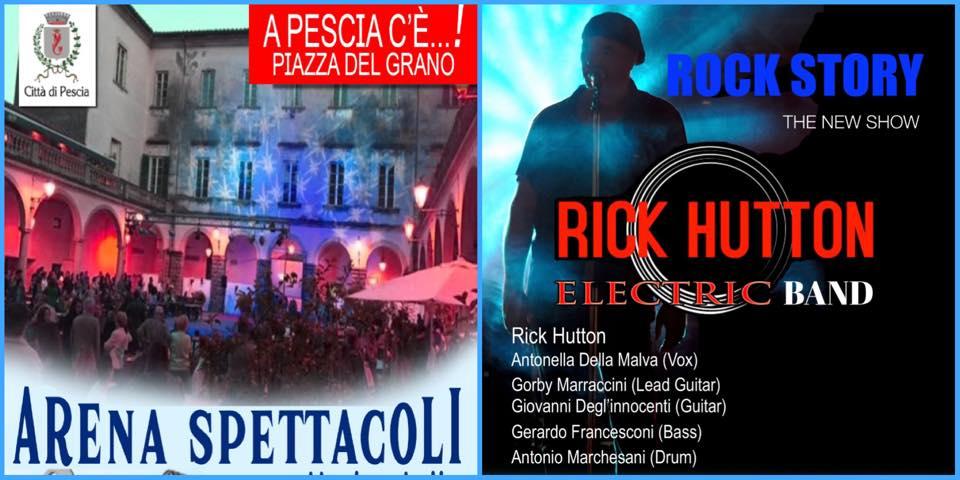Rick hutton electric band live
