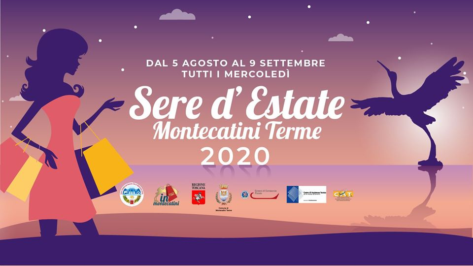 Sere d'Estate a Montecatini Terme 2020