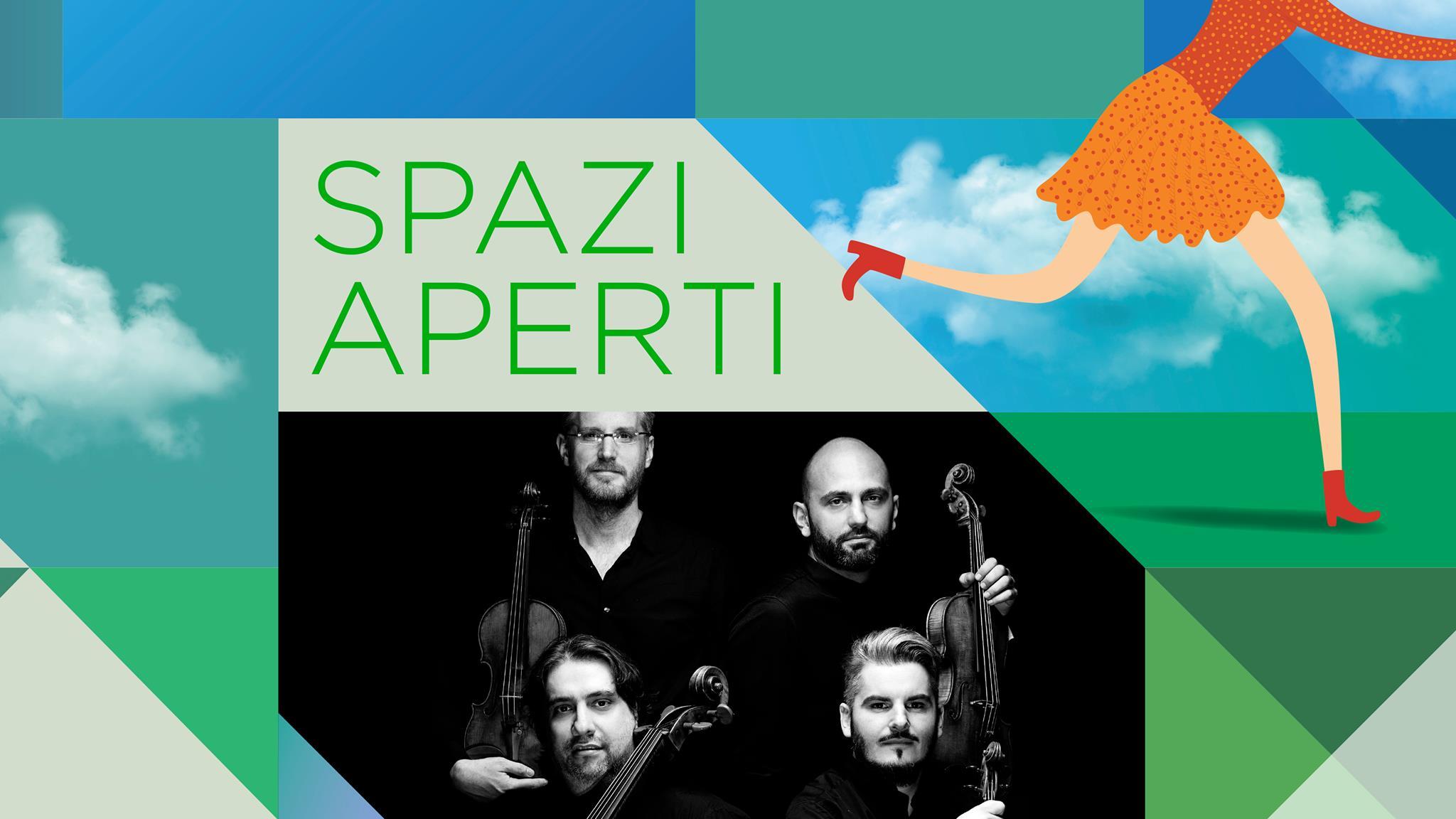 Il Quartetto di Cremona incontra Mozart e Beethoven
