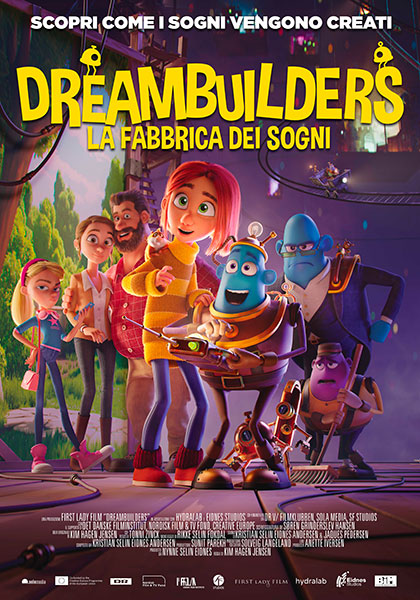 Dreambuilders-Costruttore Di Sogni