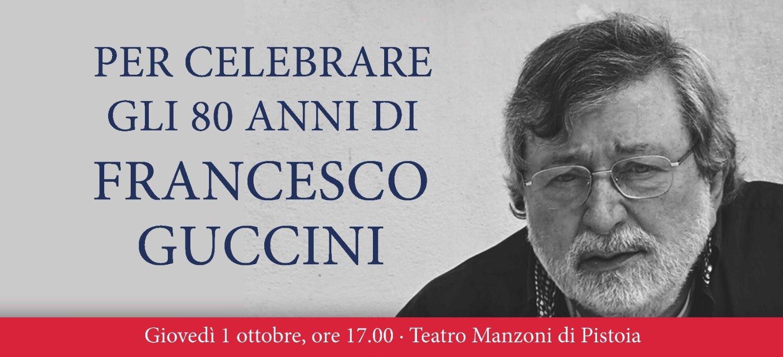 Francesco Guccini si racconta. Omaggio per gli 80 anni