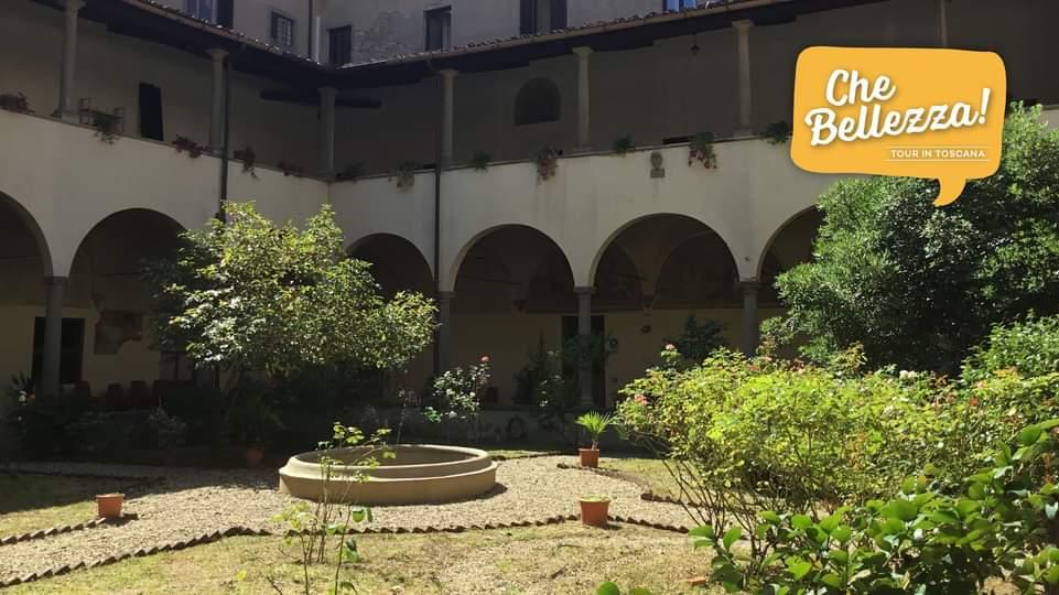 Gli spazi conventuali di S. Domenico a Pistoia