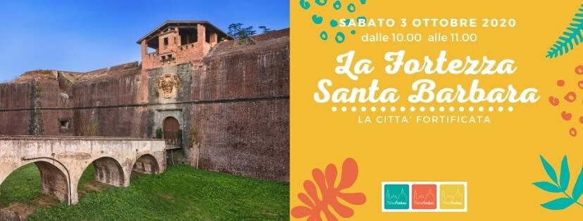 La Fortezza Santa Barbara – la città fortificata