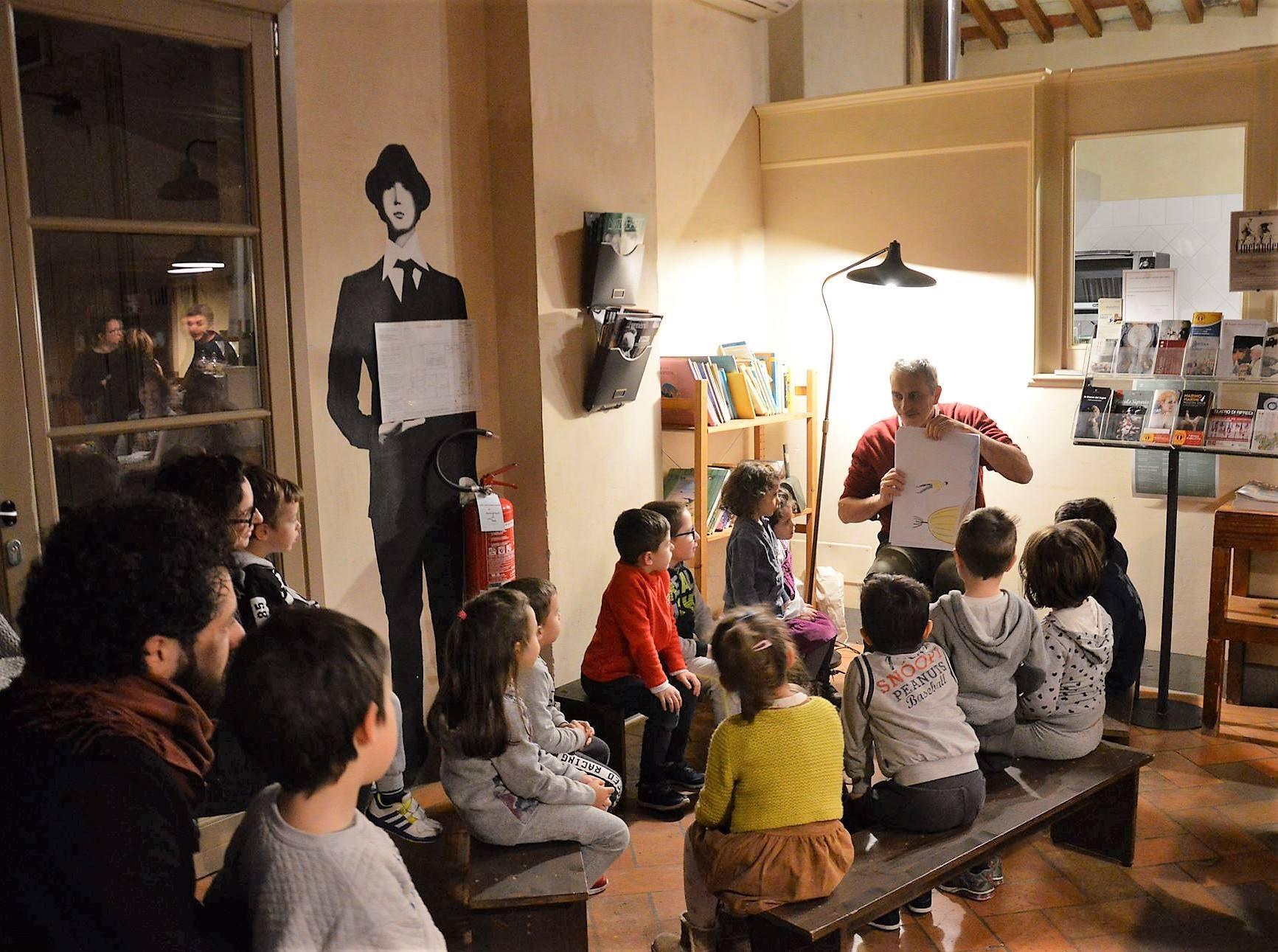 Il Raccontamerende: Letture e merenda al Funaro