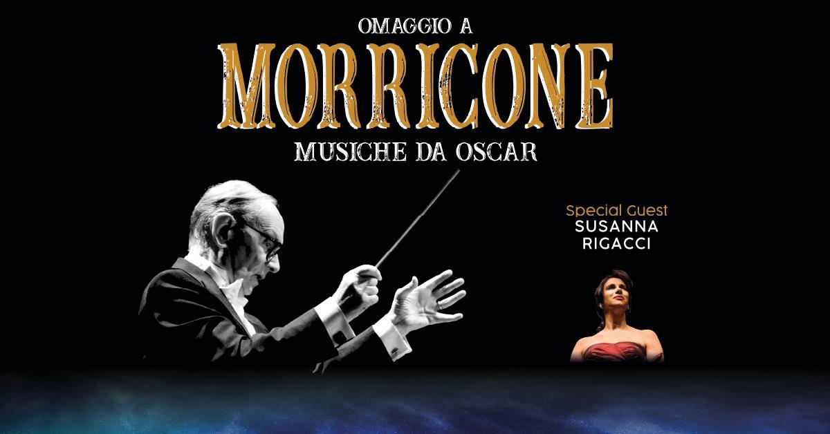 Omaggio a Morricone – Musiche da Oscar con Susanna Rigacci