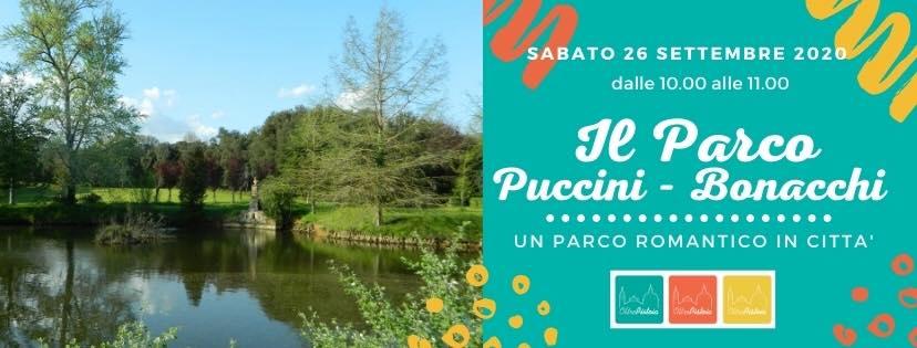 Il Parco Puccini – Bonacchi – un parco romantico in città