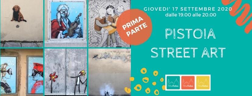Pistoia street art – seconda parte