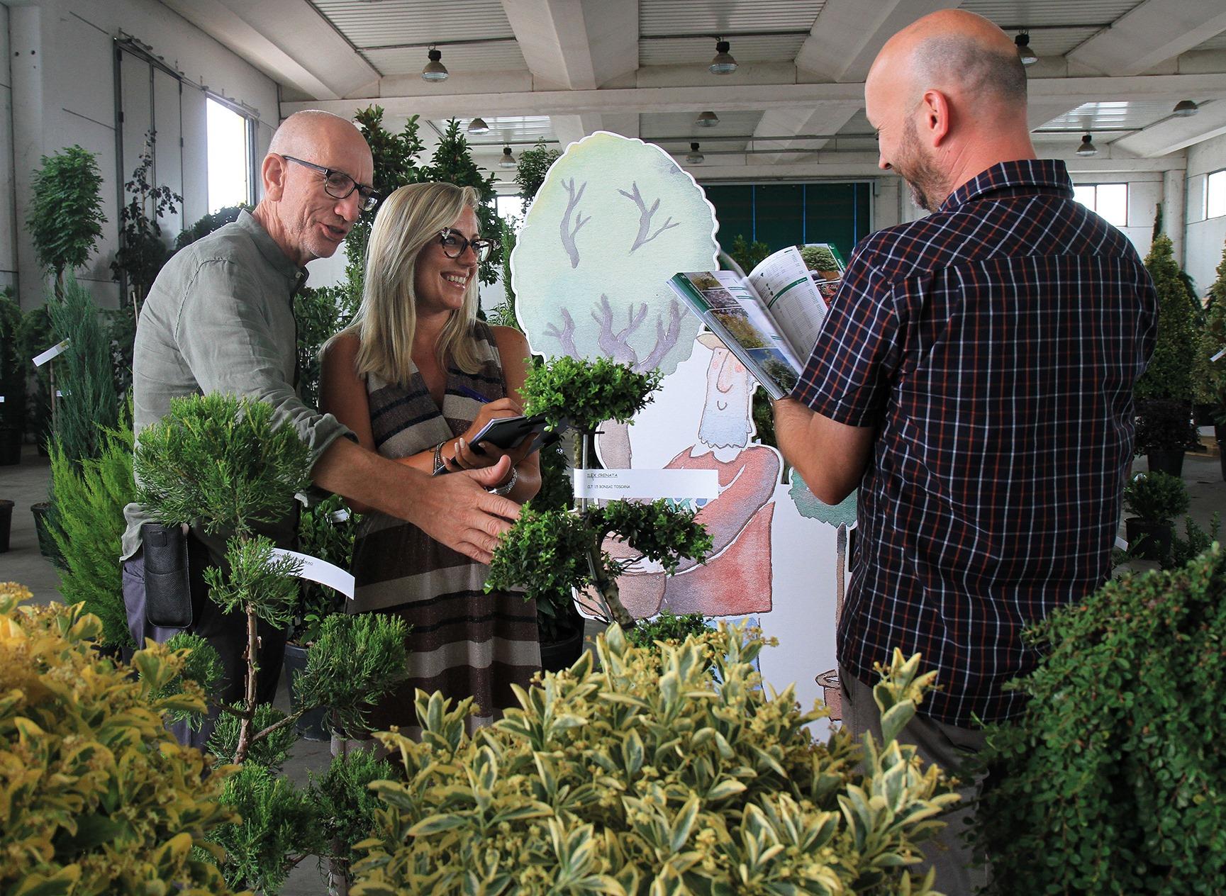 OPEN WEEK Progetto Garden