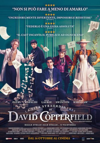 La Vita Straordinaria Di D. Copperfield