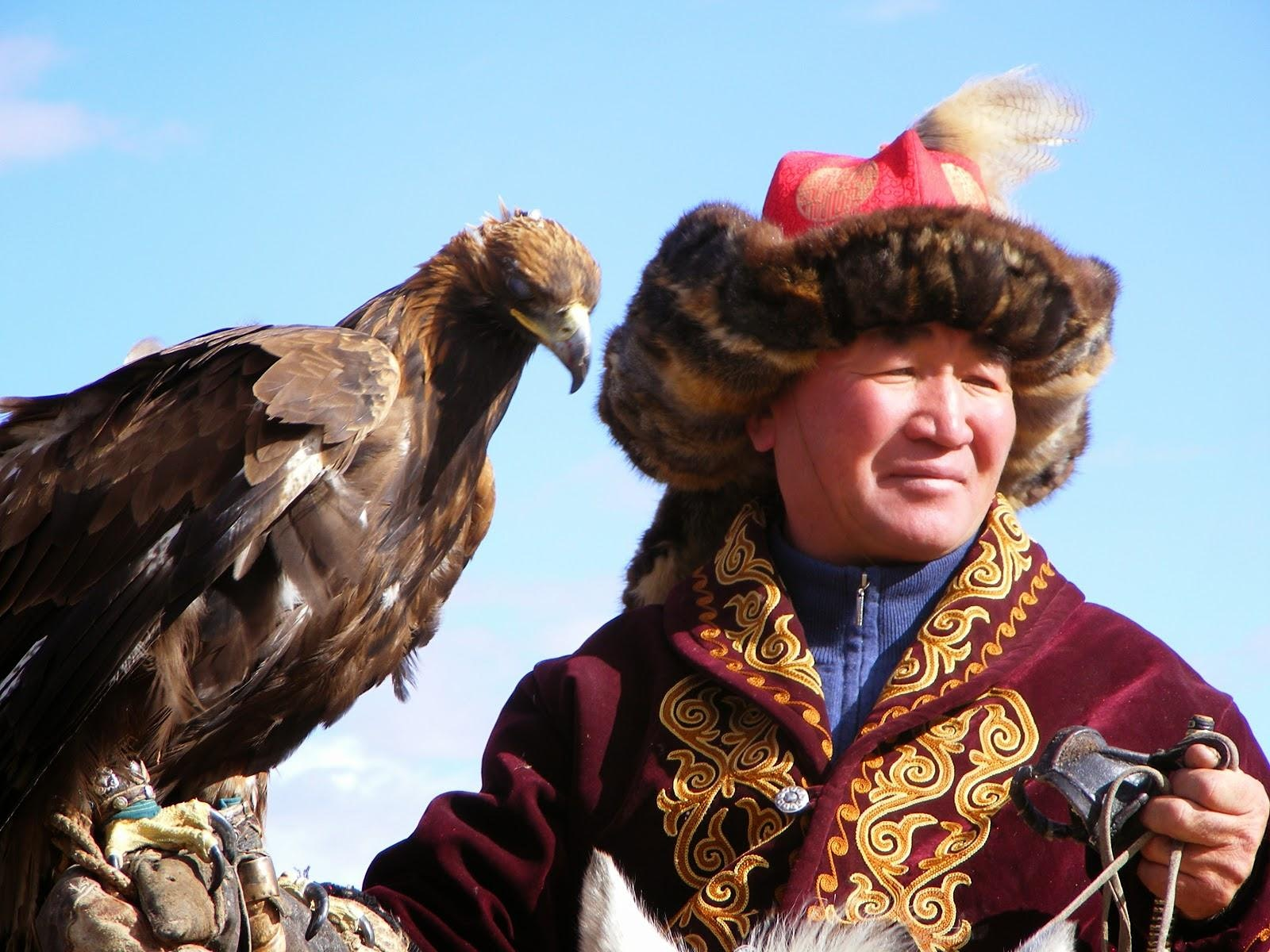 Festival dell'aquila – Mongolia – proiezione di Marco Pistolozzi